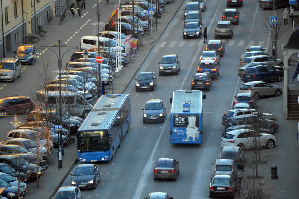 Sausio 13-ajai skirti renginiai pakoreguos autobusų trasas