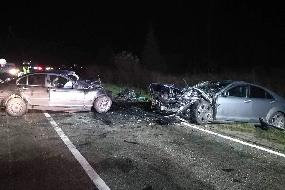 Devyniolikmečių sukeltose avarijose nukentėjo dvi mergaitės