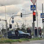 Girtas vairuotojas savo keleivį pasiuntė į ligoninę