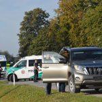 Dėl eismo įvykių Slengiuose rengia protesto akciją