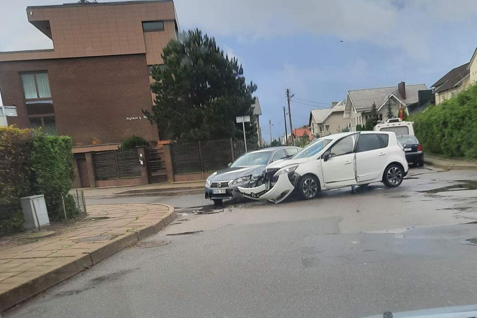 Dėl eismo saugumo Luizės kvartale – raštas prezidentui