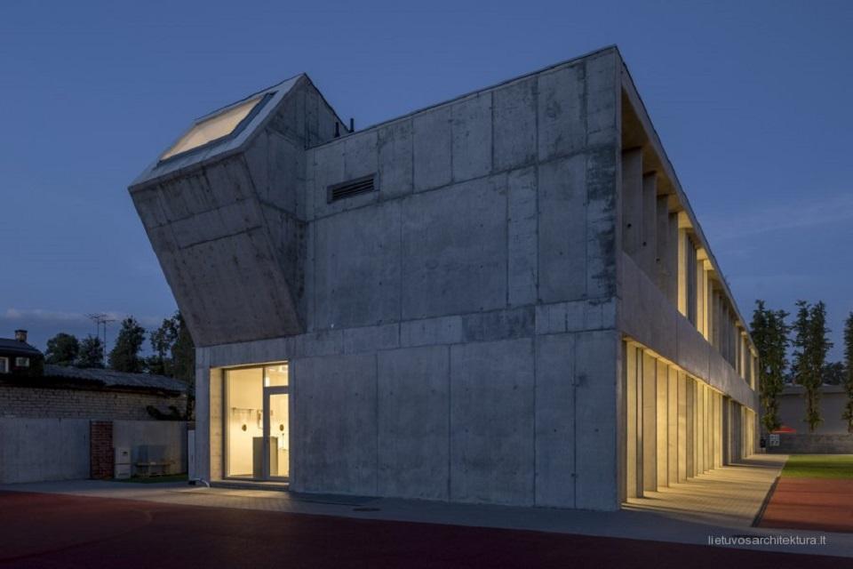 Bibliotekoje eksponuos geriausius šalies architektūros pavyzdžius
