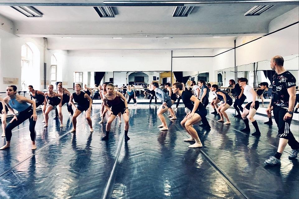 Klaipėdos festivalis: baleto trupė šoks vandenyje