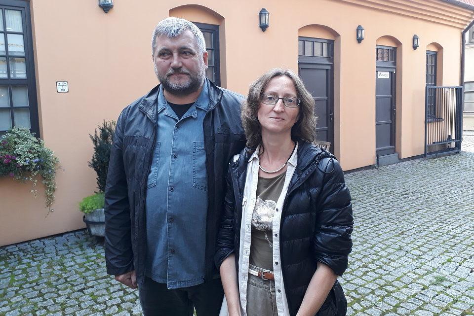 Baltarusių žurnalistai:  pabėgėliai ne savo noru