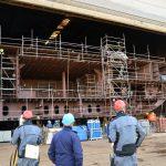 Laivų statytojai ir remontininkai - vis dar lyg našlaičiai