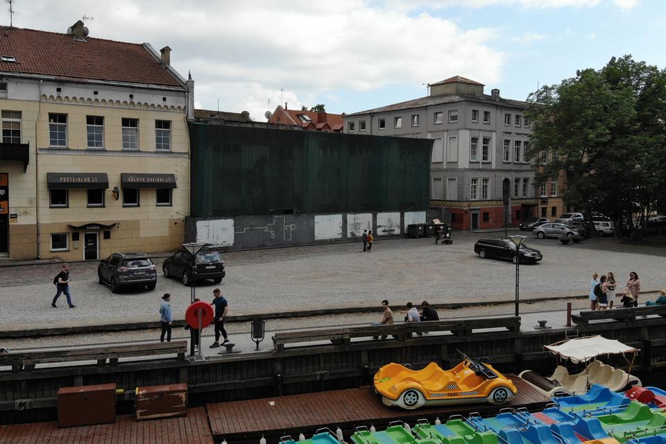 """Buvusiam """"Baltijos"""" kino teatrui – naujas šansas (atnaujinta komentaru)"""