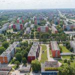 Уровень загрязнения воздуха на Балтийском проспекте близок к критическому