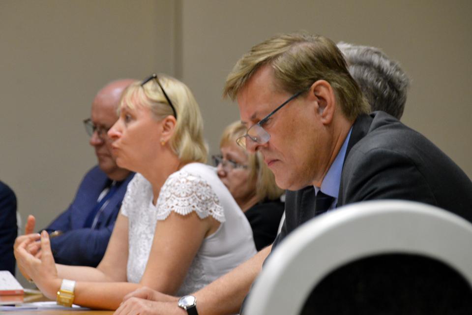 Arūnui Barbšiui – Etikos komisijos pamokymas