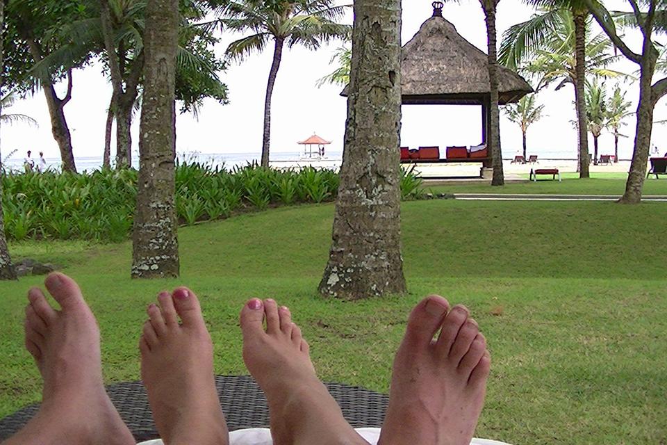 Karališkosios atostogos po palme*