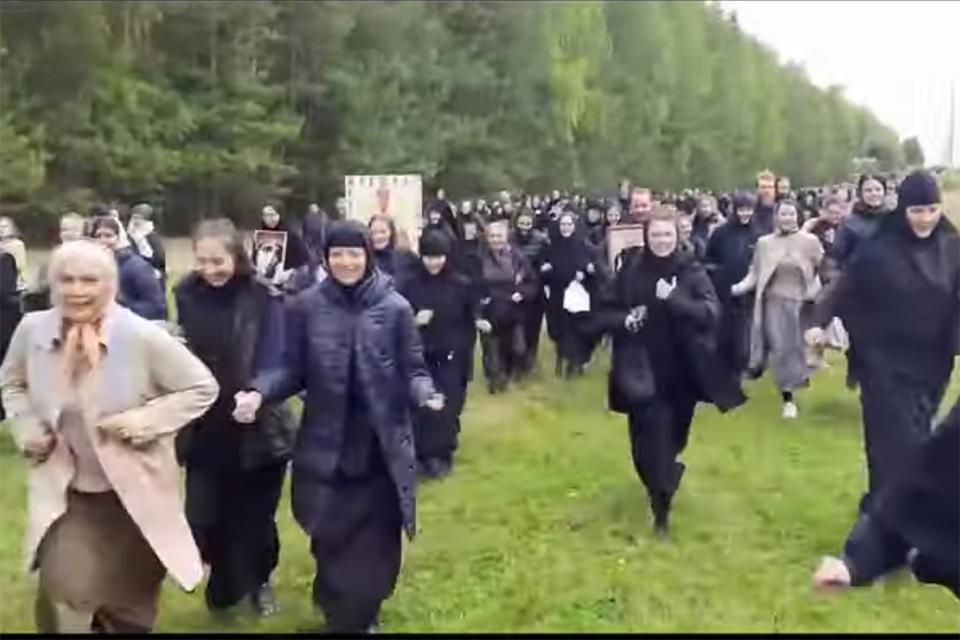 Rusai bėga darniau*
