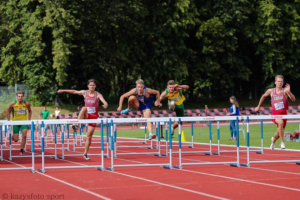 Klaipėdiečiai – tarp Baltijos jaunių lengvosios atletikos čempionų