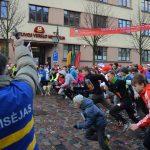 Labdaringame bėgime - beveik 150 bėgikų