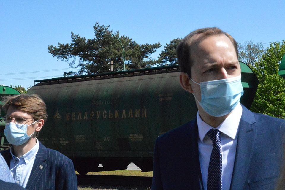 Įvertino sankcijų Baltarusijai poveikį