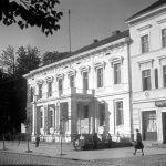 Kaip biblioteka įsikūrė Herkaus Manto gatvėje