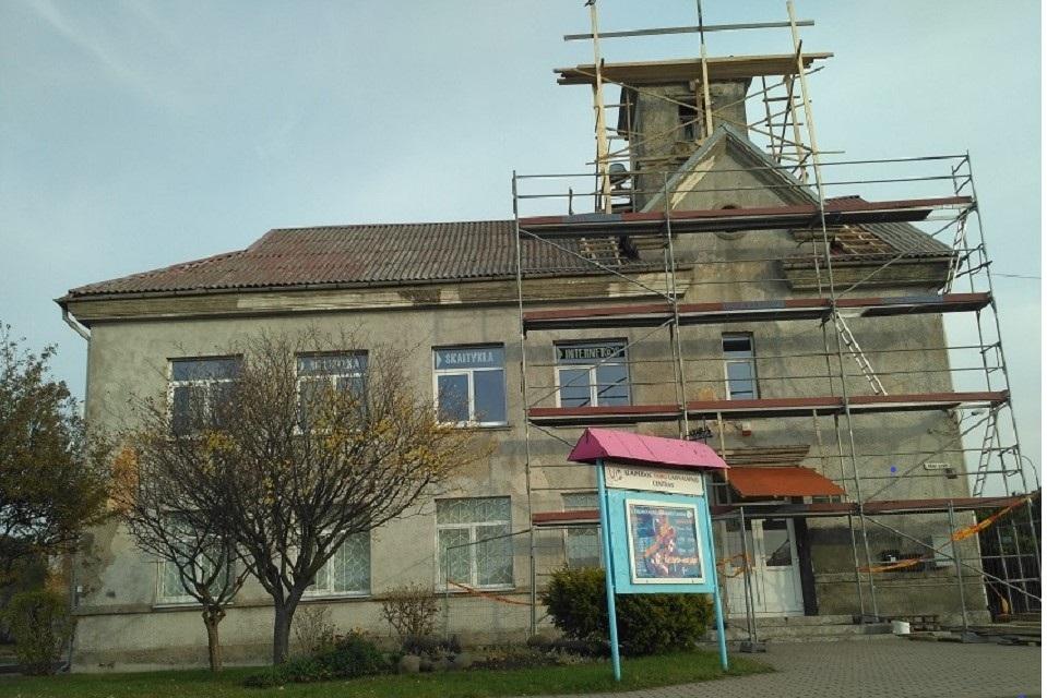 Melnragė sulauks pagrindinio pastato remonto: konkurse – penki dalyviai