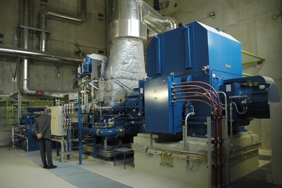Kretingiškius šildys naujas biokuro katilas