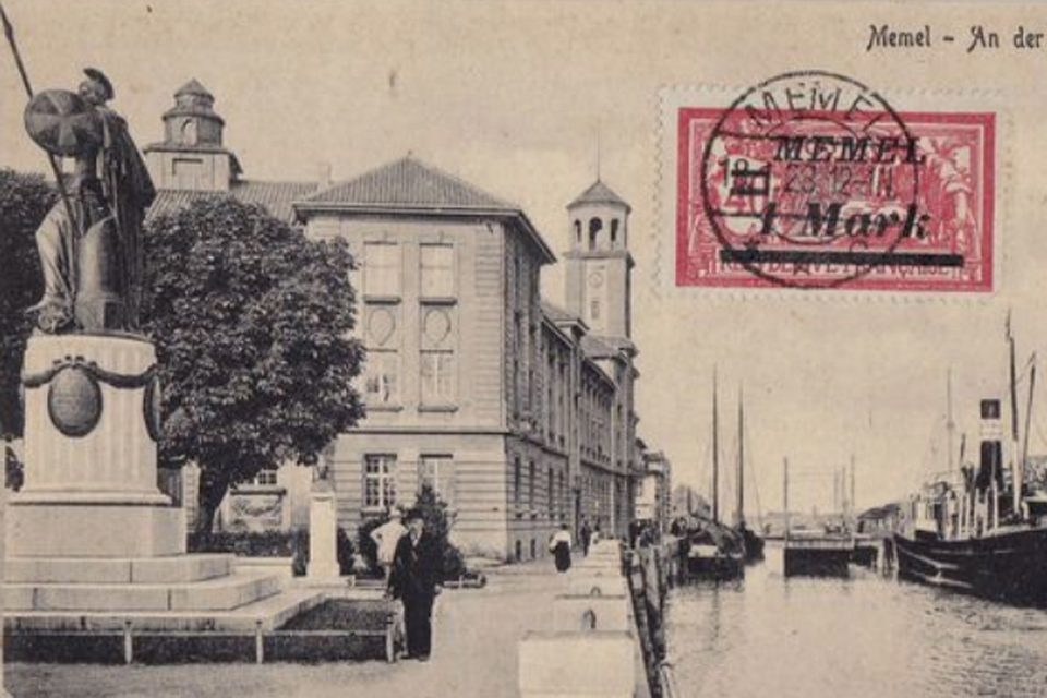 Klaipėdos prekybos, pramonės ir amatų rūmai minės 100-metį