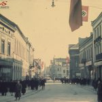 Pradingusi Klaipėdos puošmena: Biržos gatvė