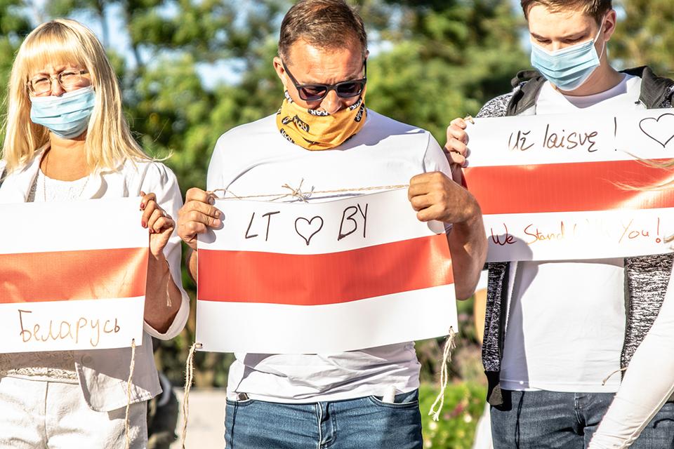 Lietuva ir Rusija: šį kartą susikibome dėl Baltarusijos