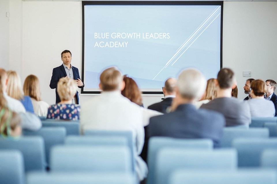 """Klaipėdoje – pirmosios """"Blue Growth Leaders Academy"""" laidos išleistuvės"""