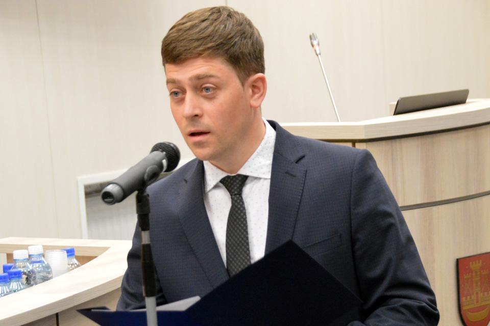 Klaipėdos rajono savivaldybės administracijai vadovaus klaipėdietis