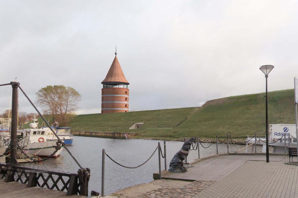 Klaipėdos pilies bokšto atkūrimo darbų spartą nulems ir koronaviruso krizė