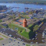 Atkuriamam Klaipėdos pilies bokštui – istorinis debiutas