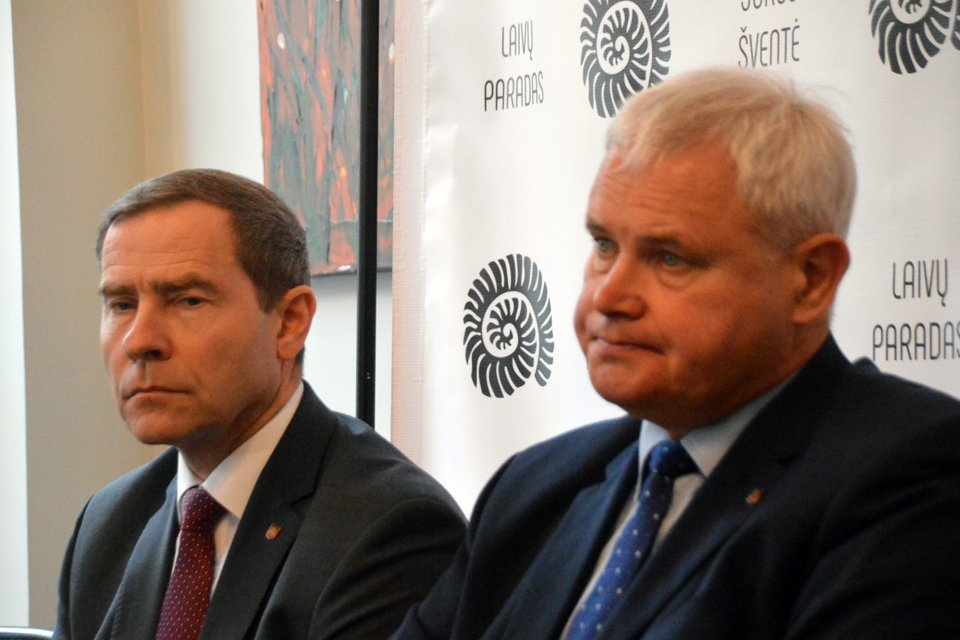 Rinkimai Klaipėdoje nesibaigė kovo 17 dieną