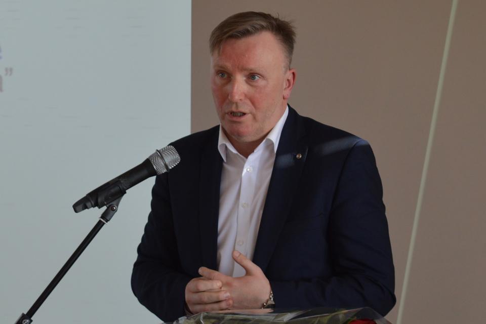 Klaipėdos pramonininkai turi naują vadą