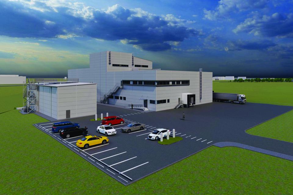 Nauja LEZ gamykla: lėčiau, bet juda