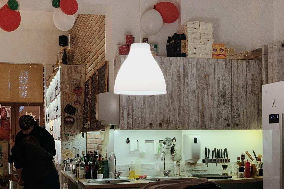 """""""A casa mia"""": po vakarienės jautiesi laimingas"""
