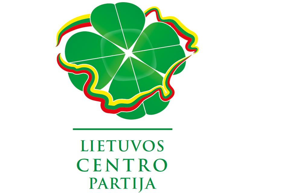 Lietuvos centro partijoje įkurta nuosekliųjų centristų frakcija