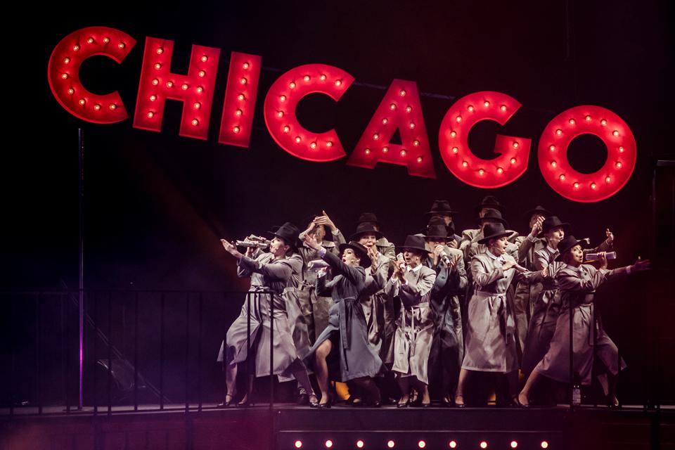 """Arenoje – """"Čikagos"""" premjera"""