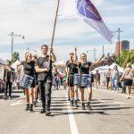 "Klaipėdos vardą garsins Dunojumi plukdydami  ""Choose Klaipėda"" vėliavą"