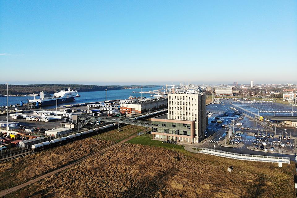 Centrinis Klaipėdos terminalas – sudėtingai atsivėrę vartai į pasaulį