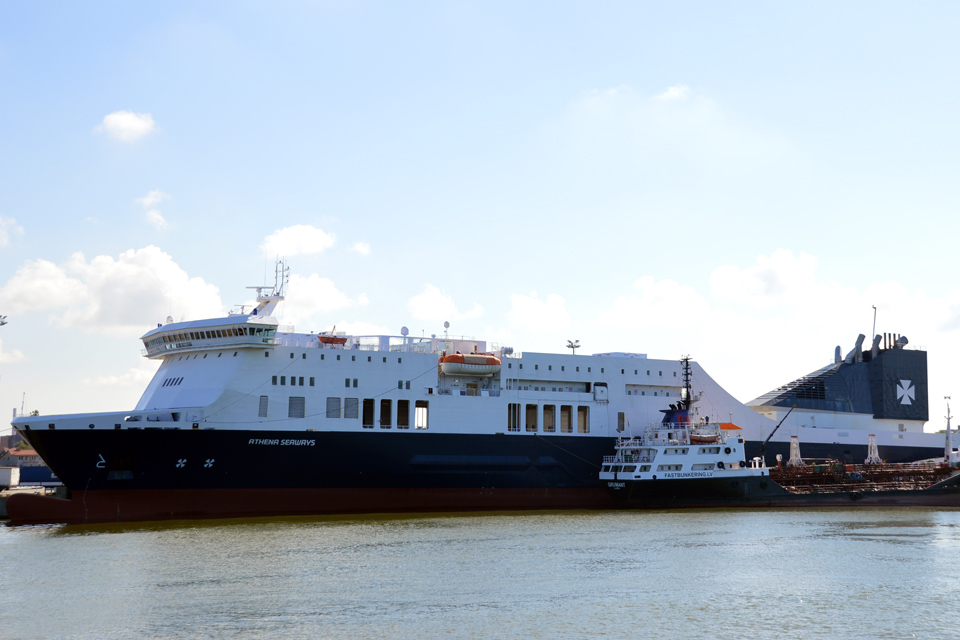 Registruos ir laivų keleivių pilietybę