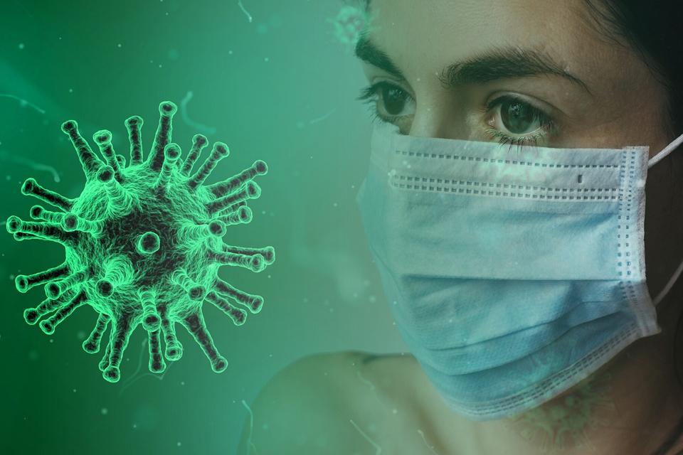 Koronavirusas atveria sistemos žaizdas