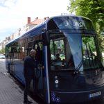 Klaipėdos elektriniams autobusams atsivers Europos rinka