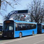 Nauji elektrobusai Klaipėdos gatvėse - tik po pusantrų metų