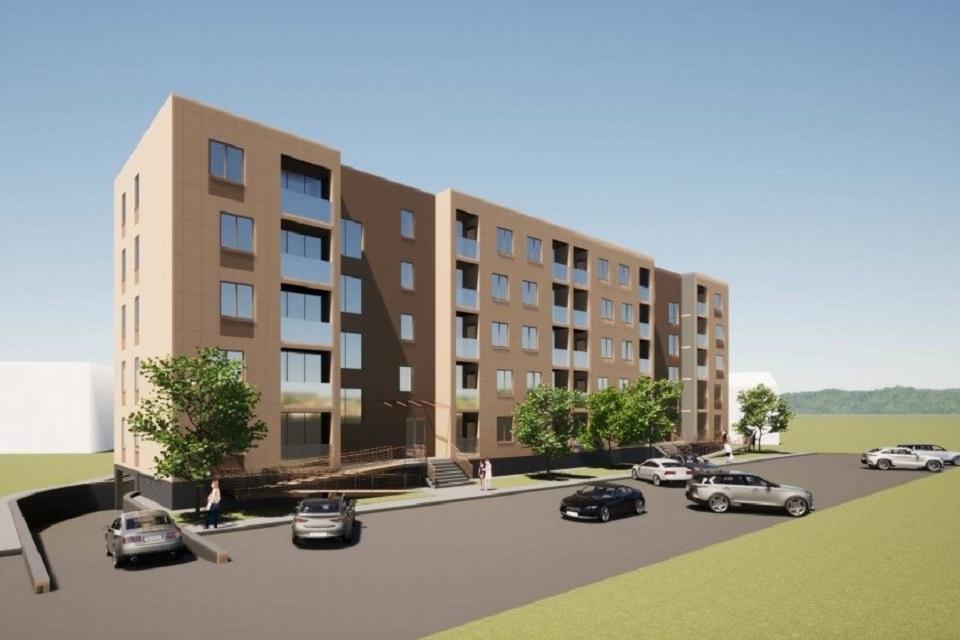 Tauralaukyje – naujas 65 butų socialinis namas