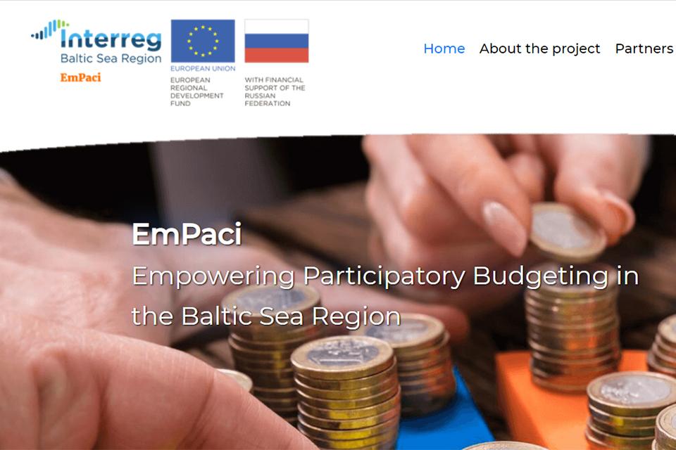 Norint kurti dalyvaujamąjį biudžetą, reikia žinoti, kokioje padėtyje esame