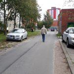 Naujos vietos automobiliams - medžių sąskaita?