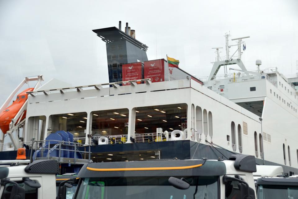 Roterdamo uoste – lietuviški akcentai