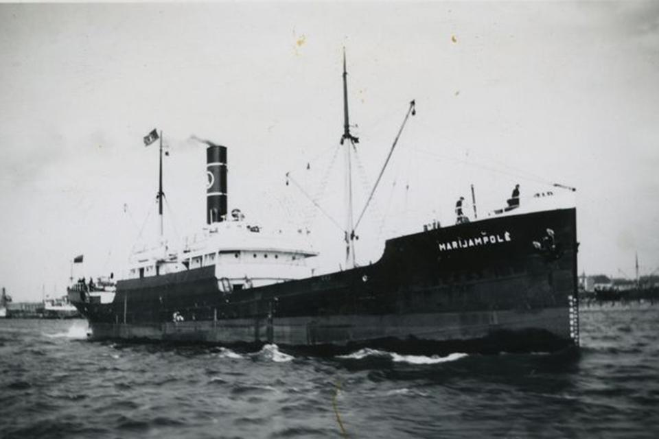 Laivynas, pagerinęs užsienio prekybos kokybę