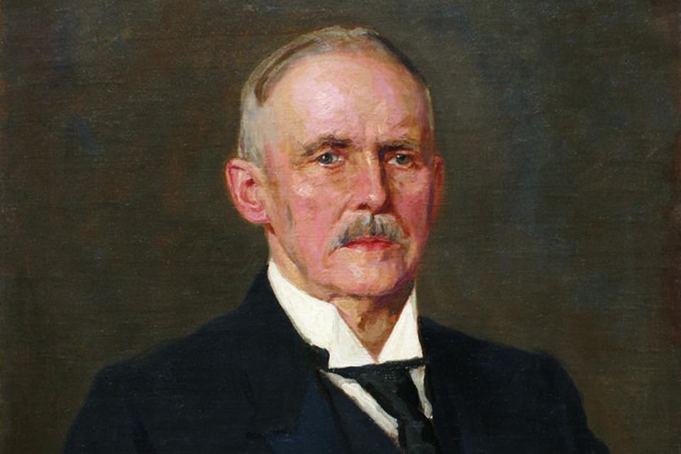 Hugas Šojus – pirmojo muziejaus Klaipėdos krašte įkūrėjas