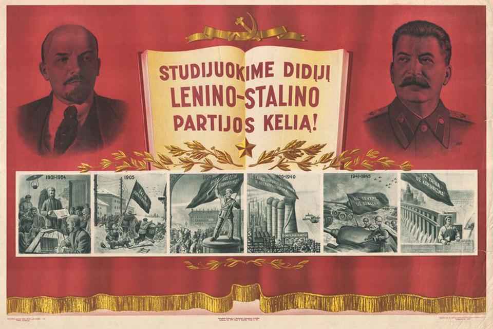 Žlugusios Sovietų sąjungos ideologija sėkmingai integravosi į Vakarų kultūrą