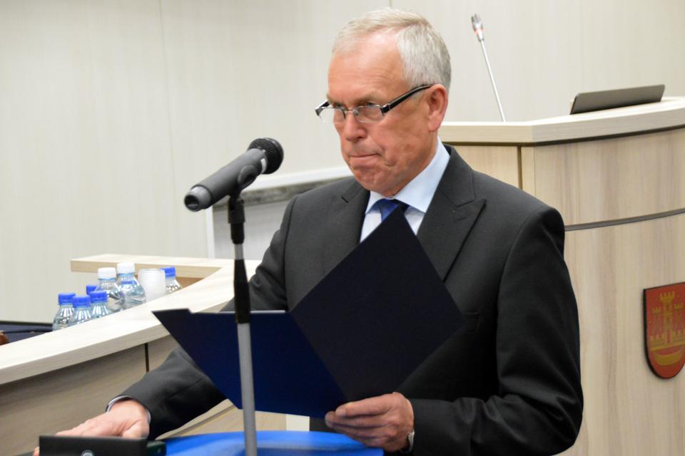 Dėl Antikorupcijos komisijos pirmininko žada skųstis teismui