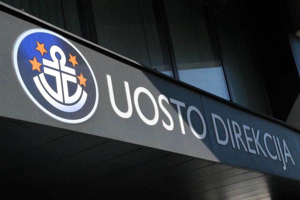 Prieštarauja Uosto direkcijos reorganizacijai