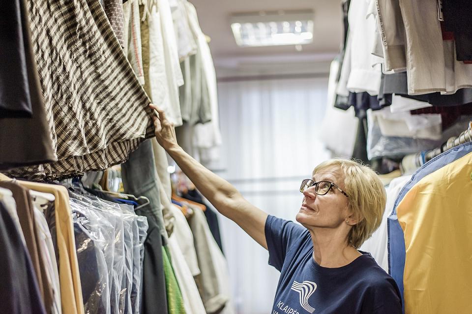 Vyriausioji kostiumininkė Paulina Arlauskienė jaudinasi prieš kiekvieną premjerą