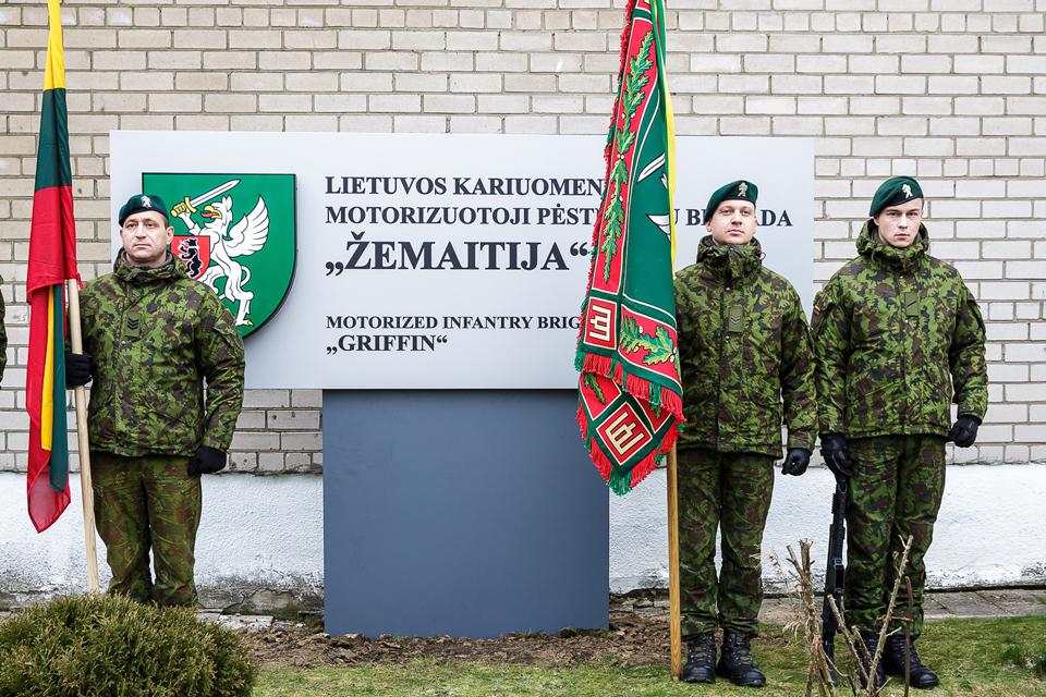 Dragūnų batalione rezervistai atnaujins įgūdžius